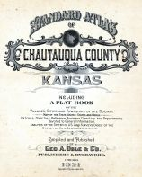 Title Page, Chautauqua County 1921